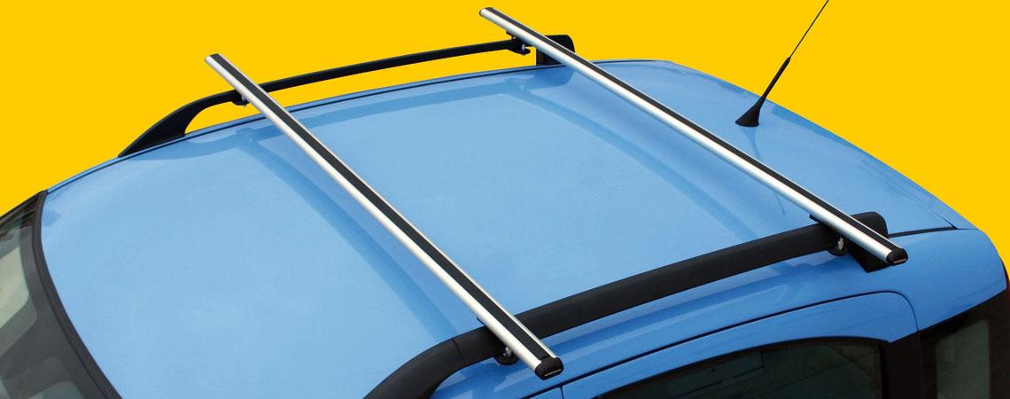 Kuma, aluminium roof bars, 2 pcs